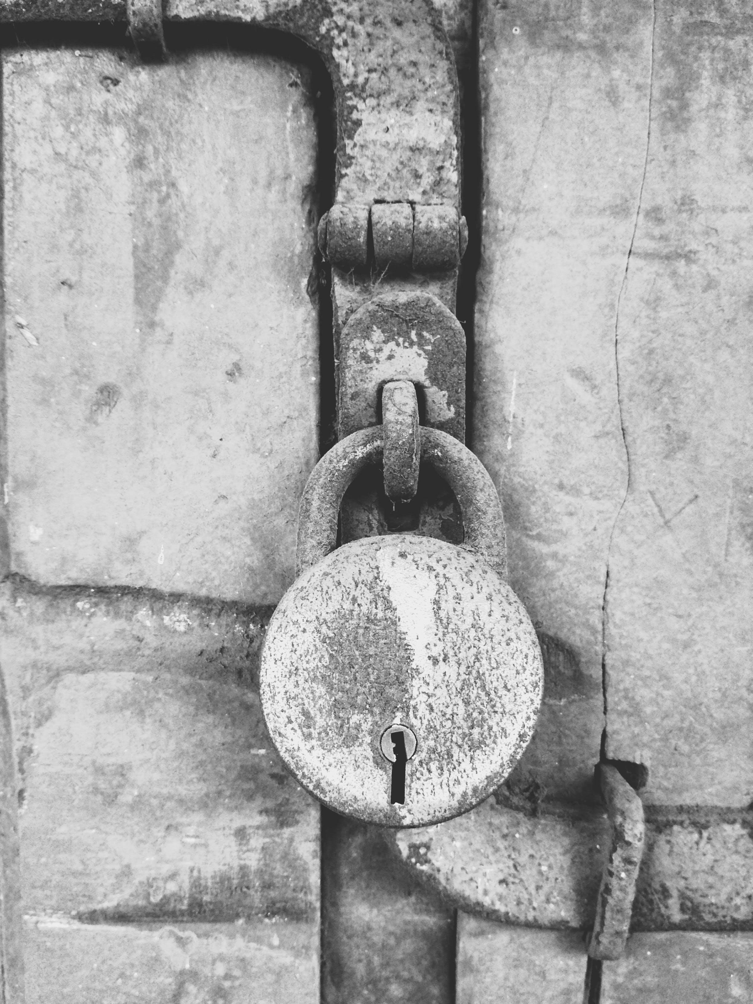 Free stock photo of freedom, key, lock, love