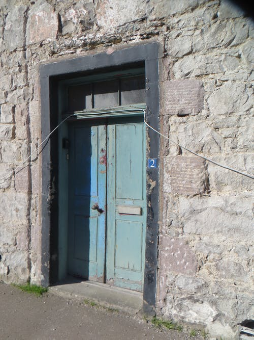 Immagine gratuita di porta del villaggio, vecchia porta