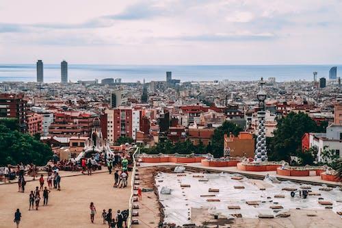 Gratis stockfoto met architectuur, attractie, Barcelona, blikveld