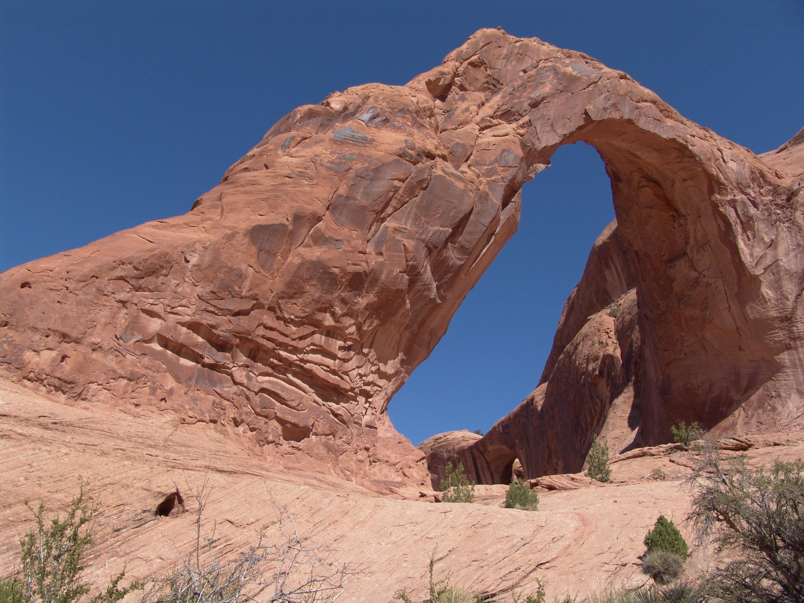 Free stock photo of landscape, nature, hiking, rock