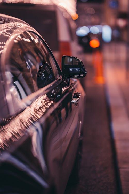 Immagine gratuita di auto, azione, bokeh