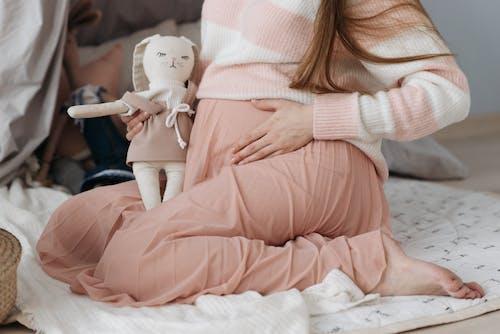 Ingyenes stockfotó a padlón, baba, beltéri témában