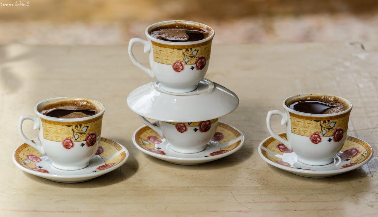 Free stock photo of art, black coffee, brewed coffee