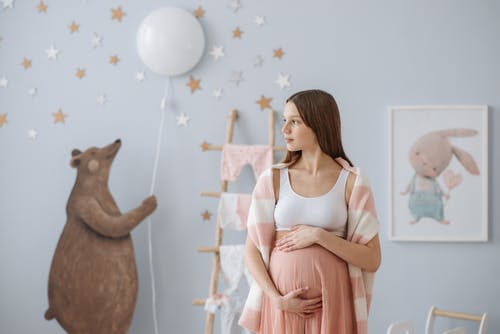 Free stock photo of activities for pregnant women, adult, aerobics