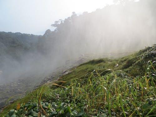 Immagine gratuita di cascata, nebbia, zongo falls
