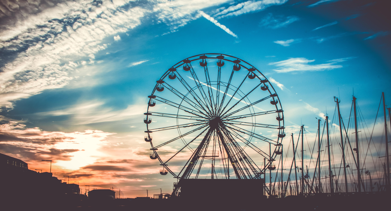 1000+ Beautiful Ferris Wheel Photos · Pexels · Free Stock ...