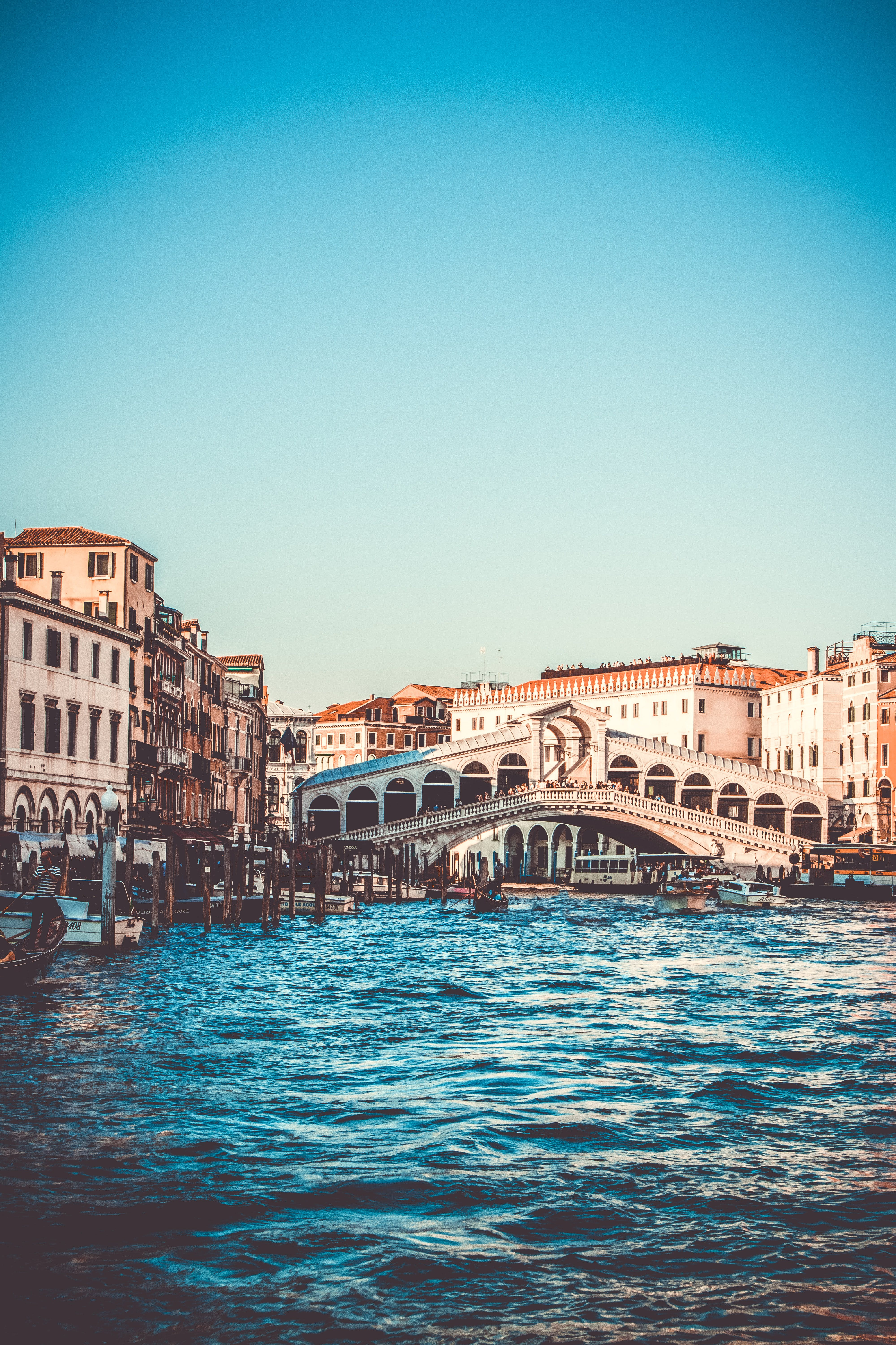 Rialto Bridge, Spain