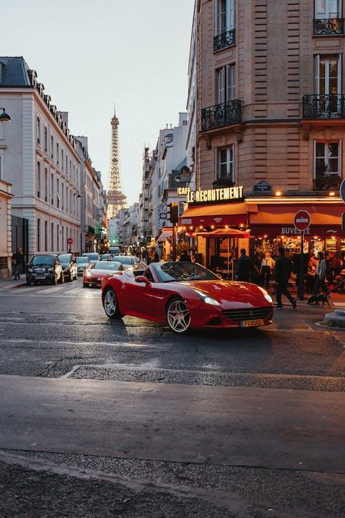 Бесплатное стоковое фото с автомобиль, архитектура, гетто