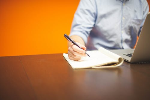Ảnh lưu trữ miễn phí về bàn, chàng, ghi chép, khoảng trắng