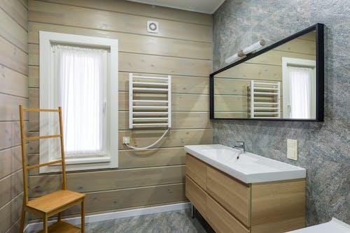 Photos gratuites de à l'intérieur, appartement, baignoire