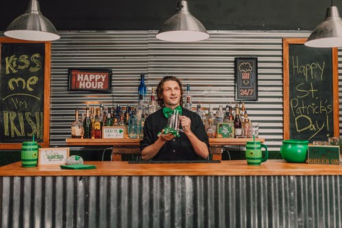 Free stock photo of adult, bar, bartender