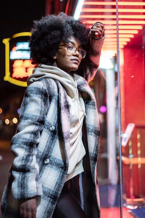 Základová fotografie zdarma na téma afroameričanka, černoška, dáma