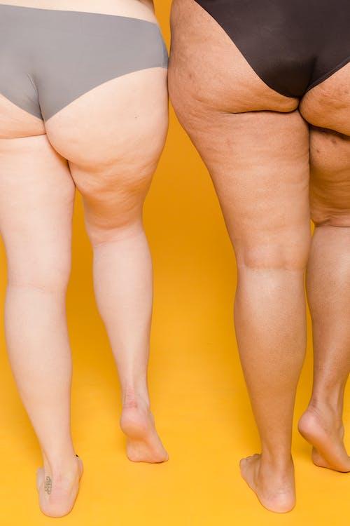 คลังภาพถ่ายฟรี ของ faceless, ก้น, กางเกง