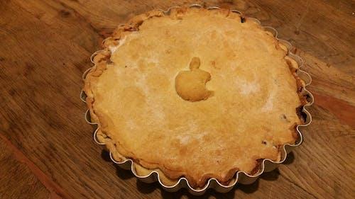 Fotobanka sbezplatnými fotkami na tému jablkový koláč
