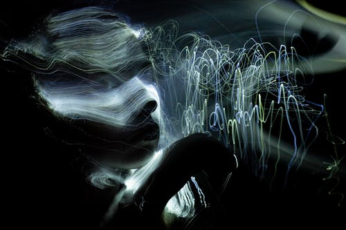 Creative Abstract Light Painting