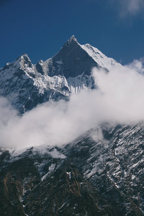 Photos gratuites de alpen, altitude, annapurna