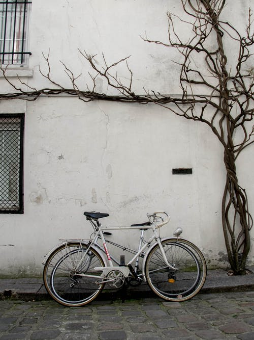 Free stock photo of abandoned, architecture, bike