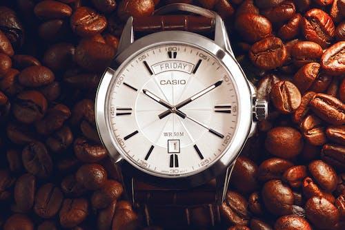 Close-Up Shot of a Wristwatch