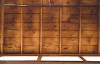 wood, clean, minimal