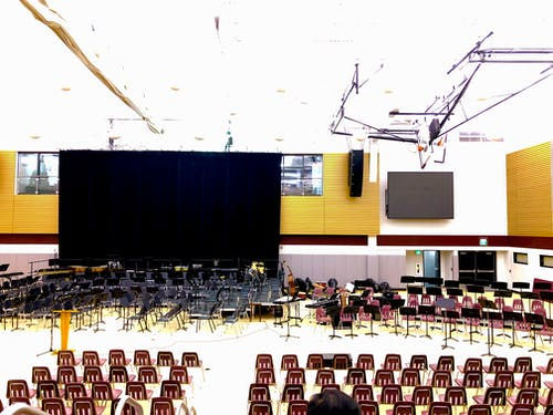 Free stock photo of #concert #music #musichall #school #orchestra