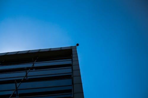 Free stock photo of architecture, blue sky, cinema