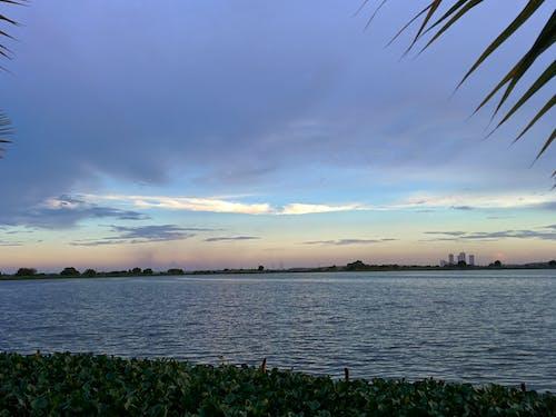 Бесплатное стоковое фото с вечер, вечер-небо, закат