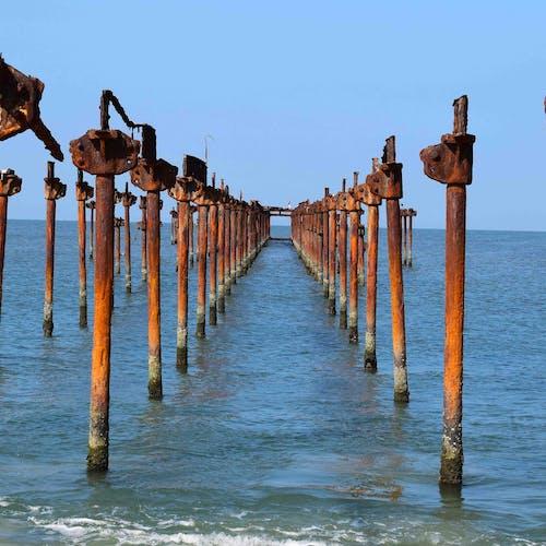 Бесплатное стоковое фото с мобильное фото, море, пейзаж
