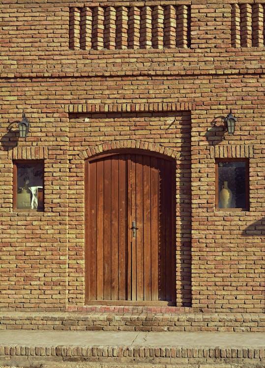 Free stock photo of beauty, brick walls, brown