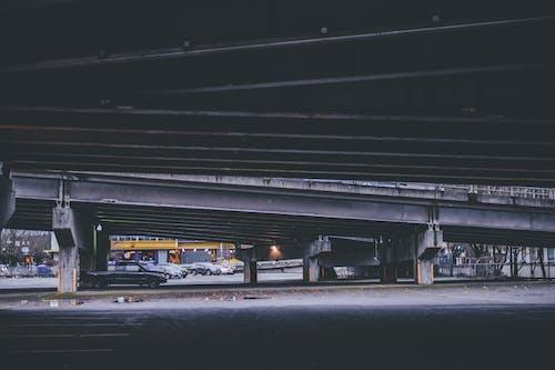 Free stock photo of architecture, auto racing, bridge