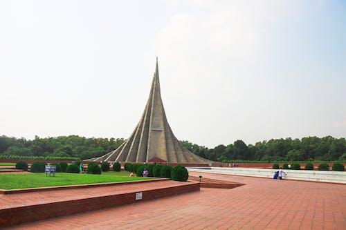 Foto stok gratis kemerdekaan bangladesh, Monumen, sritishodho