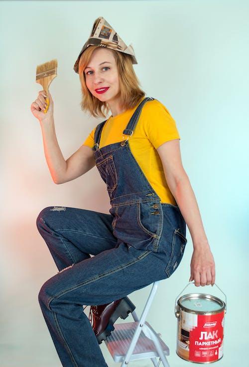 Immagine gratuita di abbigliamento da lavoro, abilità, al lavoro