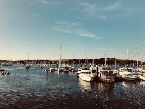 Foto stok gratis air, bahtera, kapal layar, kapal pesiar