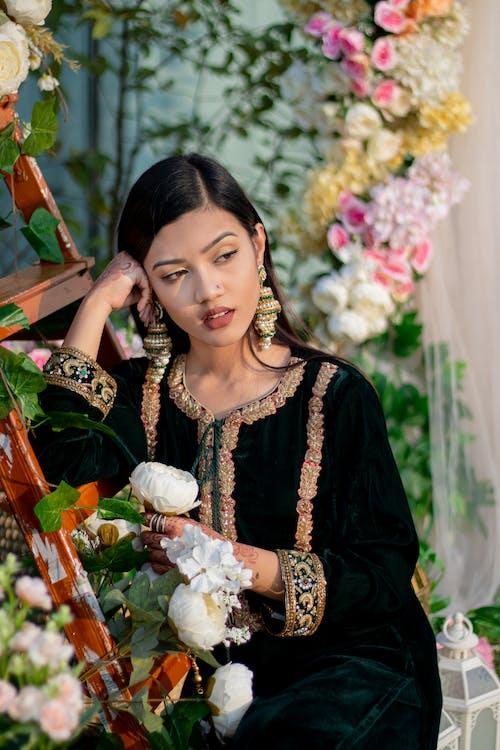 Free stock photo of adult, bangladesh, bouquet