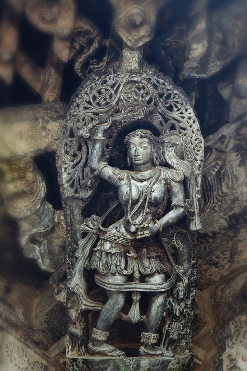 Free stock photo of ancient sculpture, idol