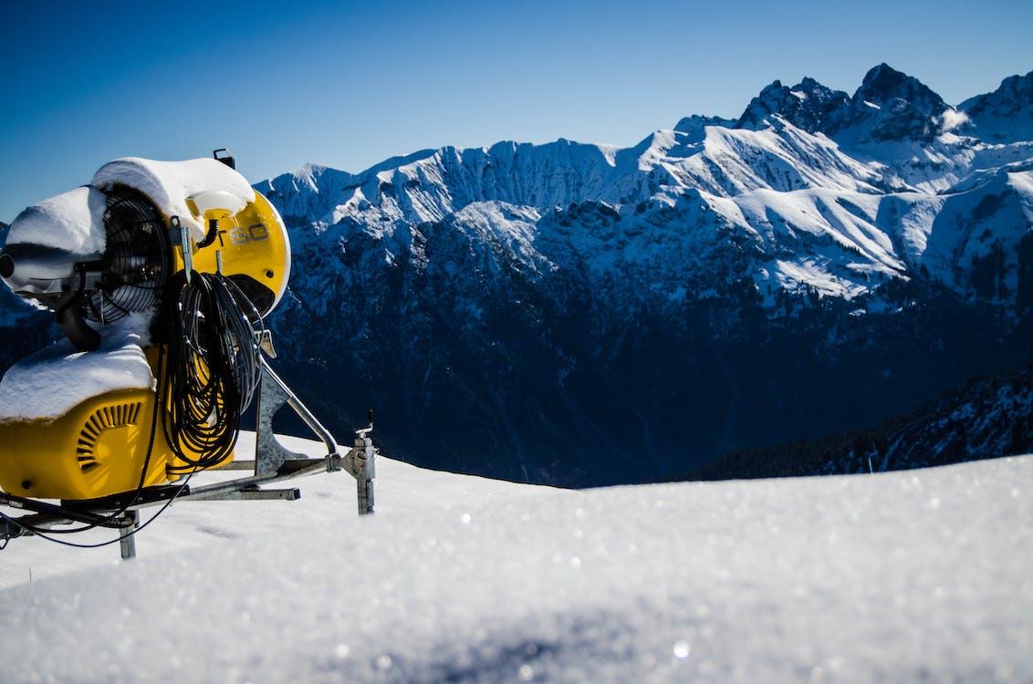 Альпийский, восходить, высокий