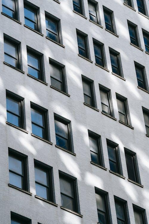 Photos gratuites de à plusieurs étages, angle faible, appartement