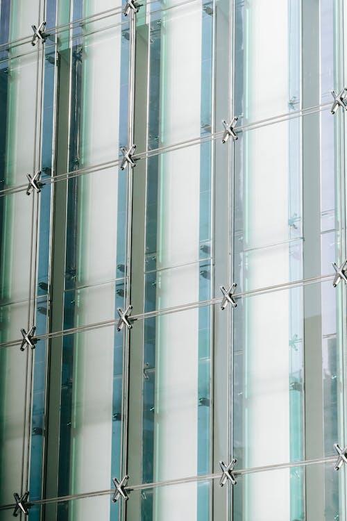 Immagine gratuita di alloggio, architettura, bicchiere