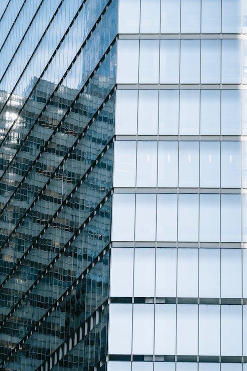 Immagine gratuita di angolo basso, architettura, business