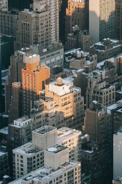 Fotobanka sbezplatnými fotkami na tému apartmán, budova, celý rám