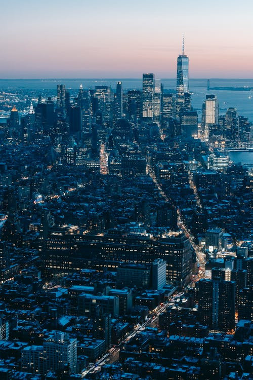 Kostenloses Stock Foto zu abend, amerika, architektur