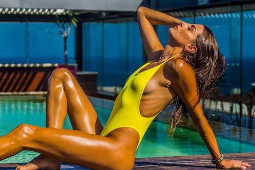 Free stock photo of bodysuit, canon, fashion model