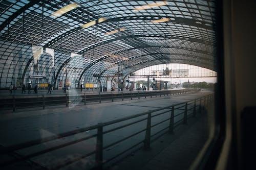 Foto profissional grátis de aeroporto, ágil, arquitetura