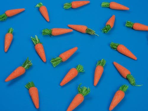 Ảnh lưu trữ miễn phí về bề mặt màu xanh, cà rốt, Chúc mừng lễ Phục sinh