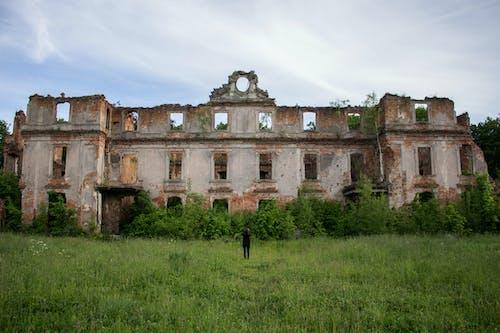 Free stock photo of abandoned, abandoned building, palace