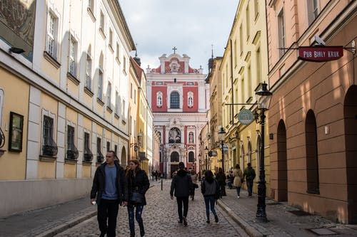 Free stock photo of architecture, church, oldtown