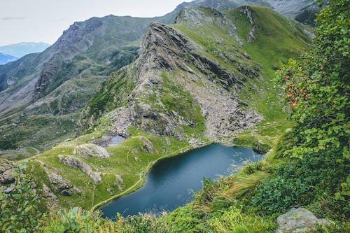 คลังภาพถ่ายฟรี ของ กลางวัน, การถ่ายภาพธรรมชาติ, ท้องฟ้า, ทะเลสาบภูเขา
