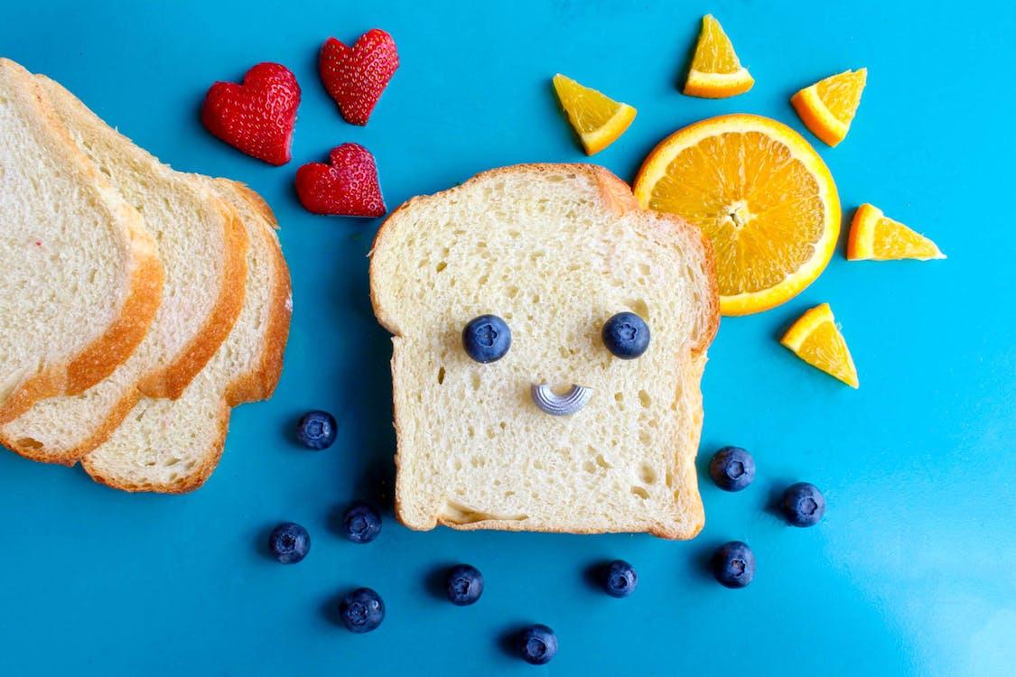 arándanos azules, comida, delicioso
