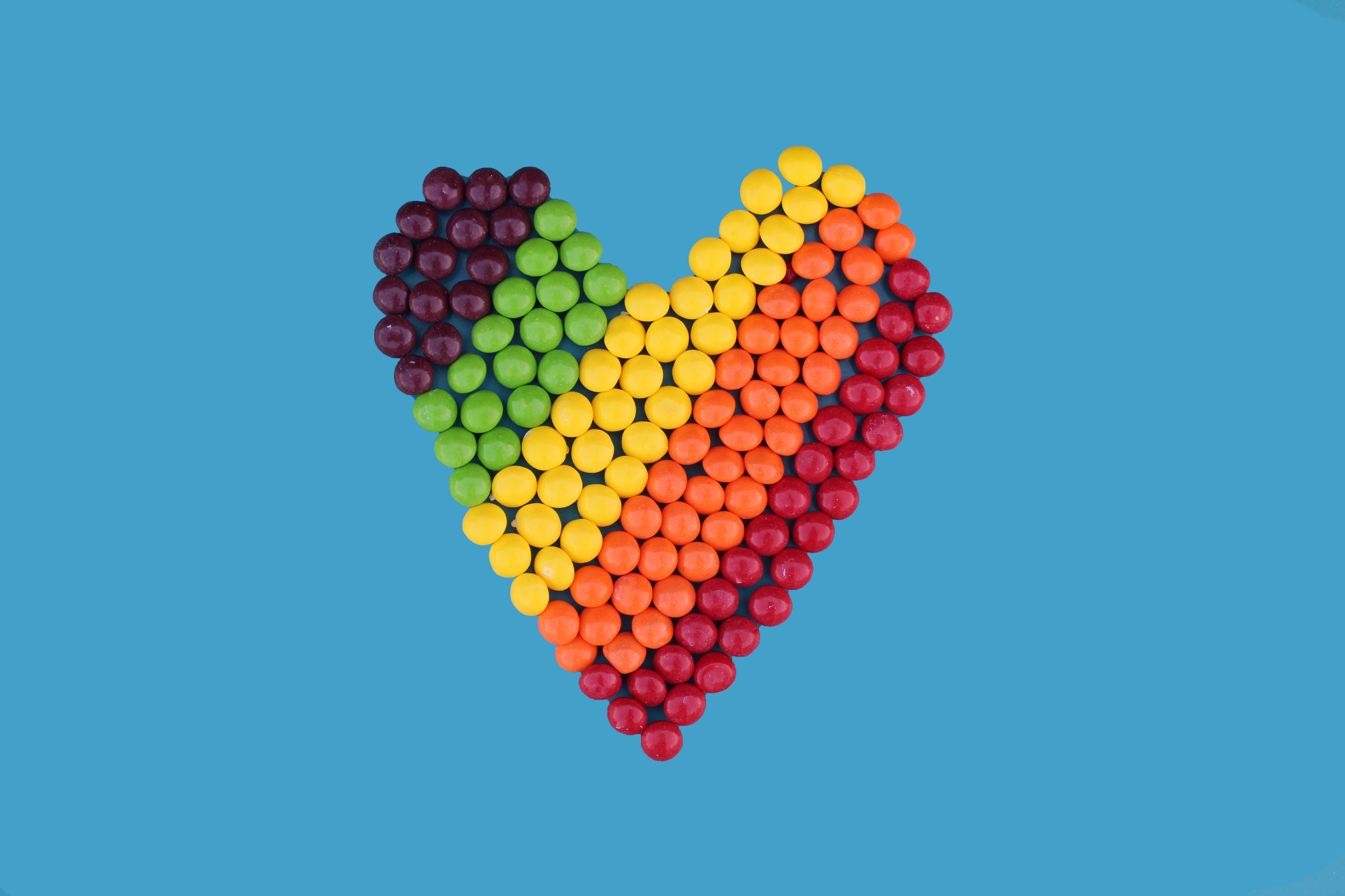 Heart Fruit Form