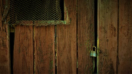 Ingyenes stockfotó chiuso, legno, lucchetto, porta témában