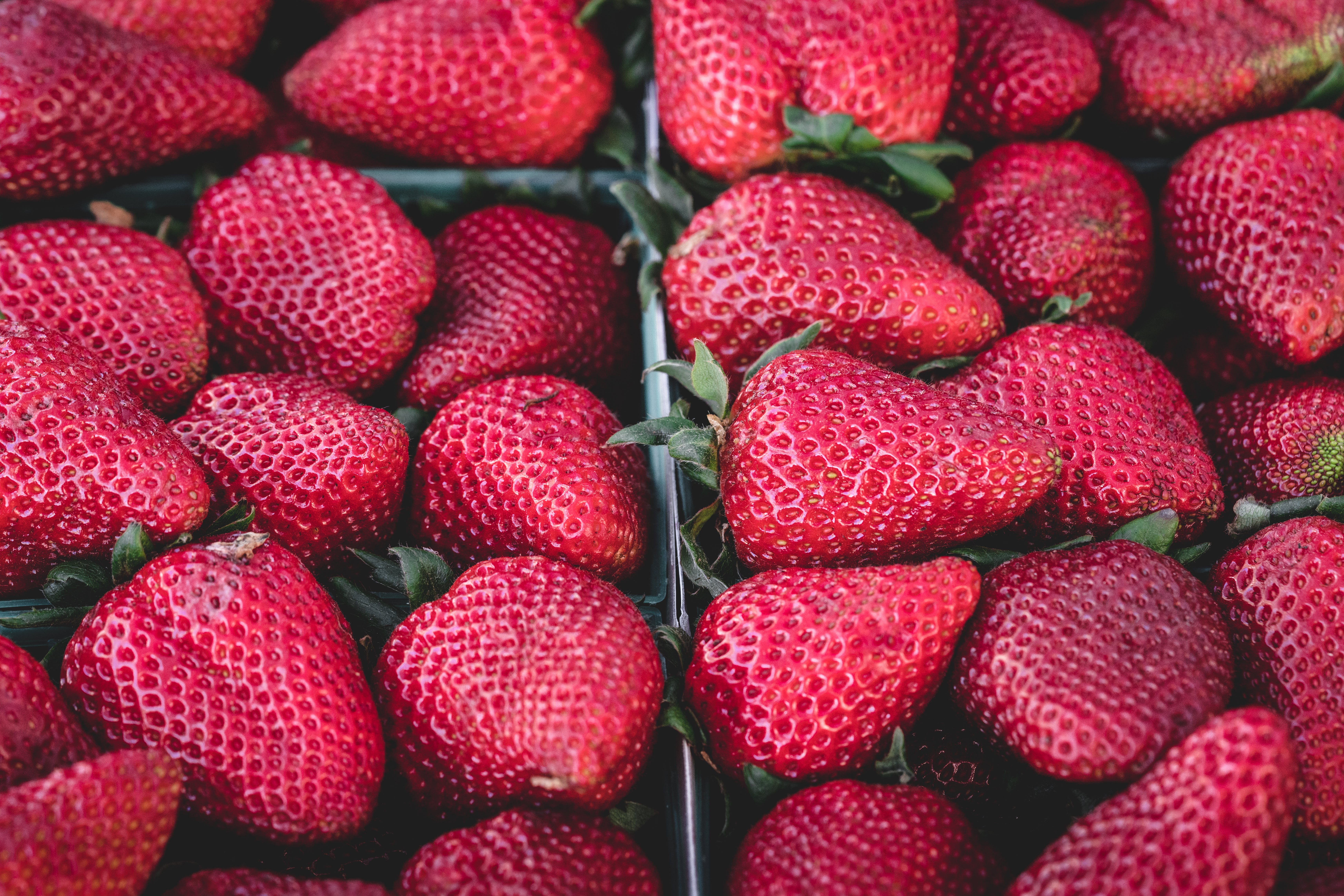 Red Whole Strawberries